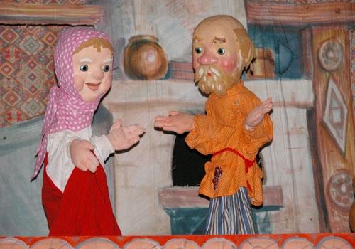 Как сделать кукол для спектаклей